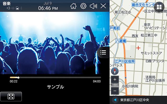 ナビ&動画